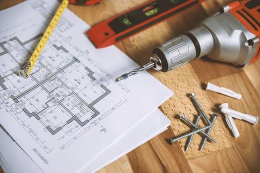 Préparation d'une rénovation de maison